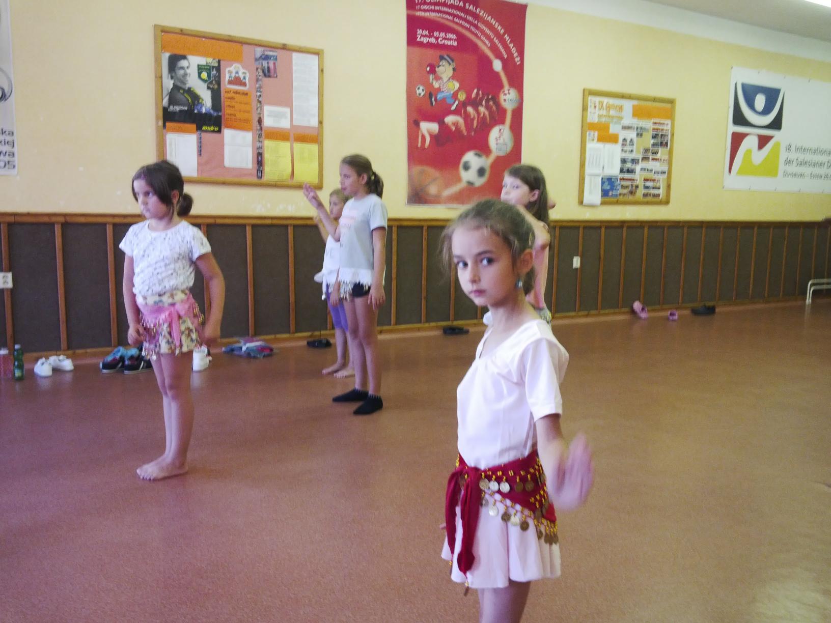 Svět hudby a tance
