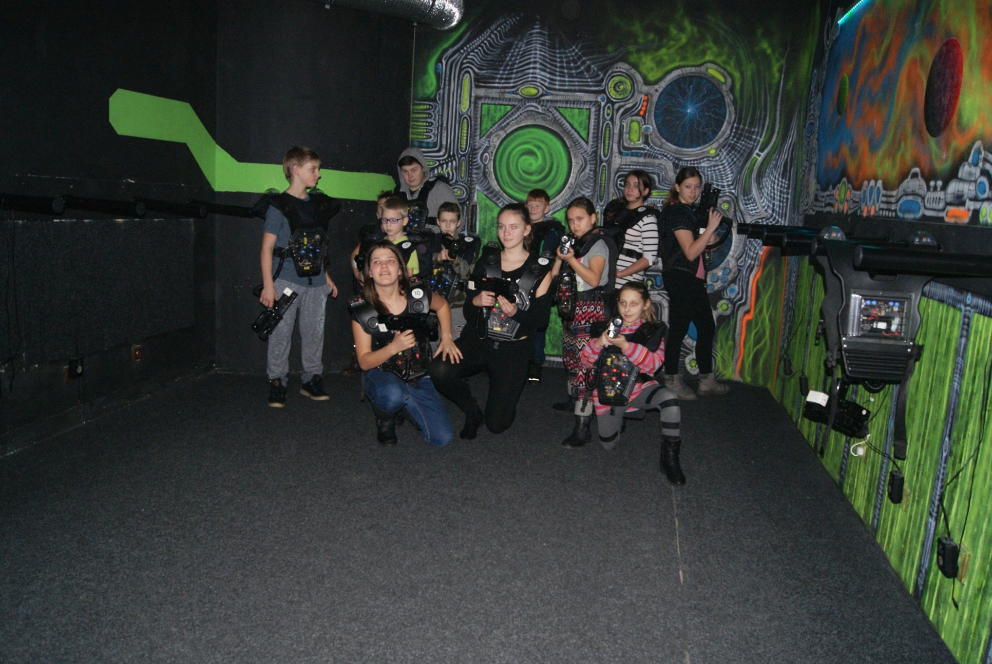 Laser Game – nová edice II