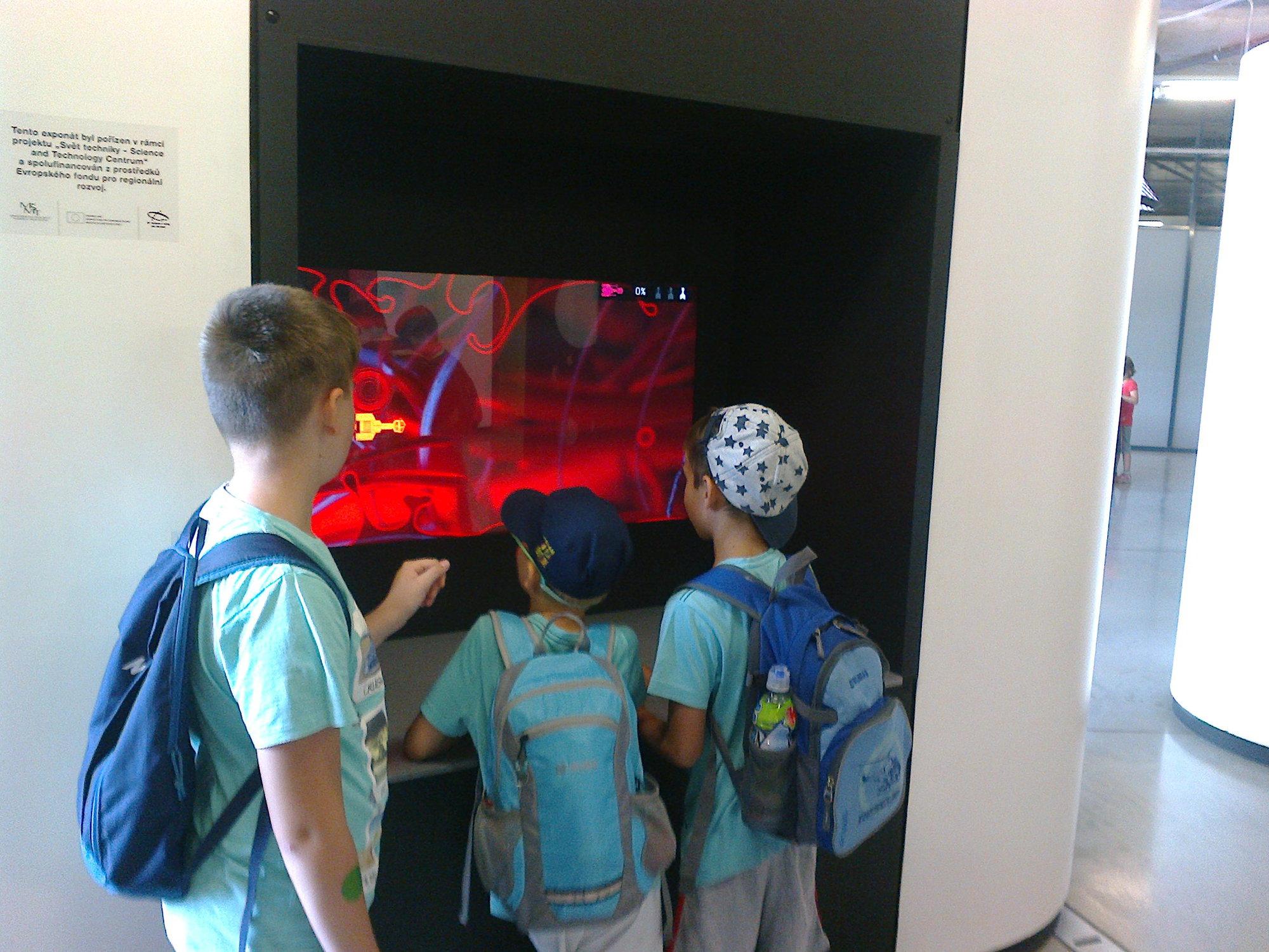 Příměstský tábor – Technika a svět budoucnosti