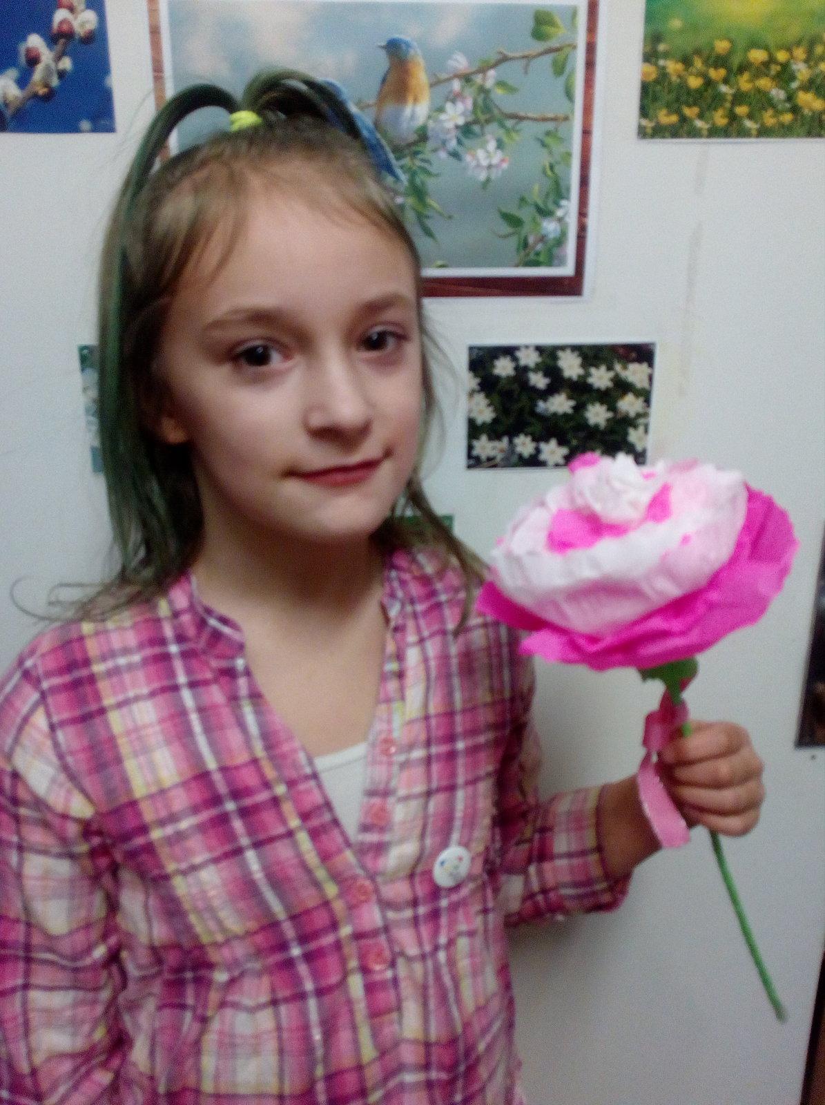 Růže od srdce