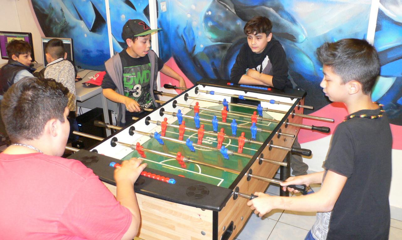 Dubnový turnaj v kalču na Majáku :-)