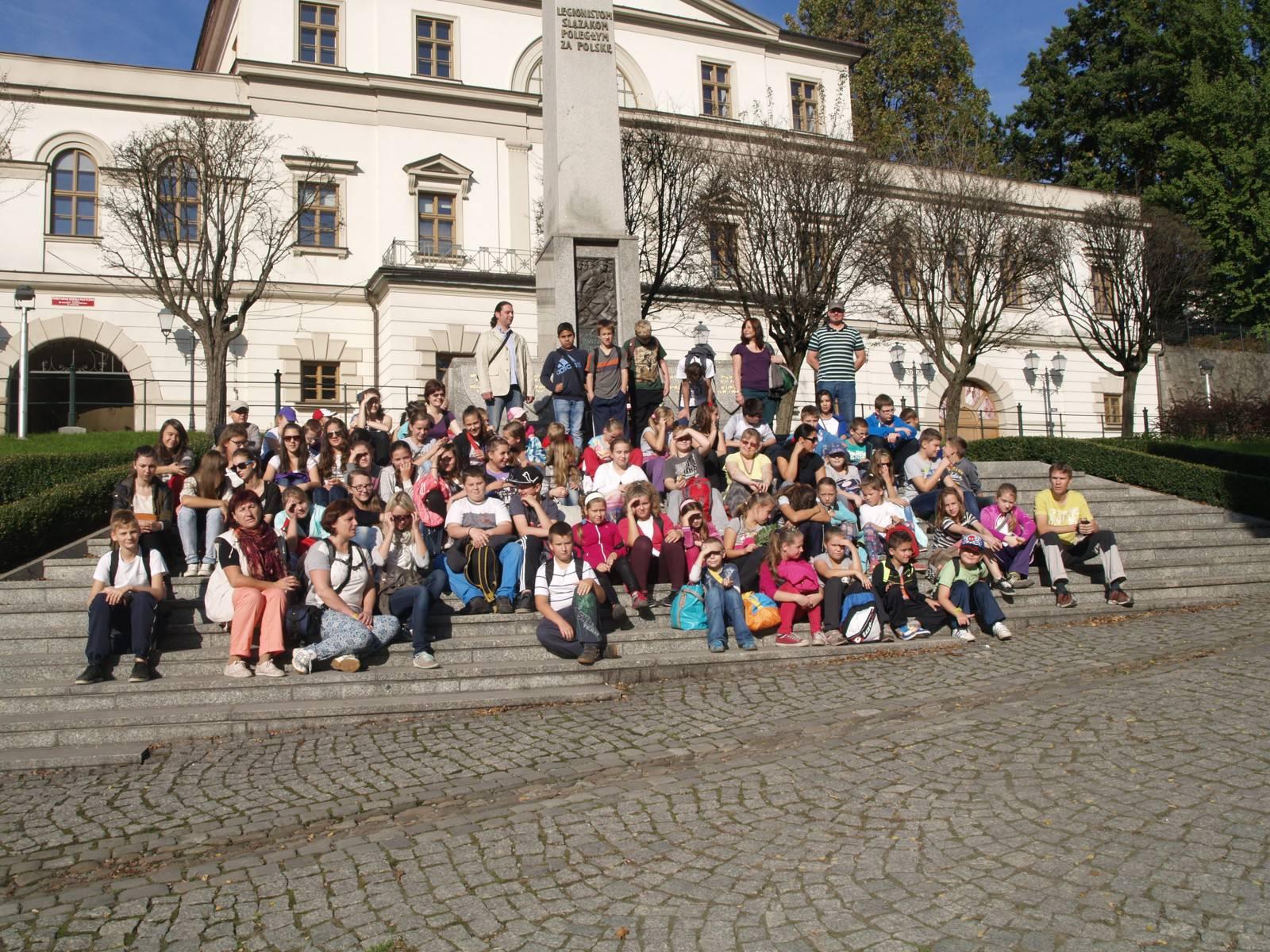 Výlet v Polském Těšíně plný historie a kamarádů