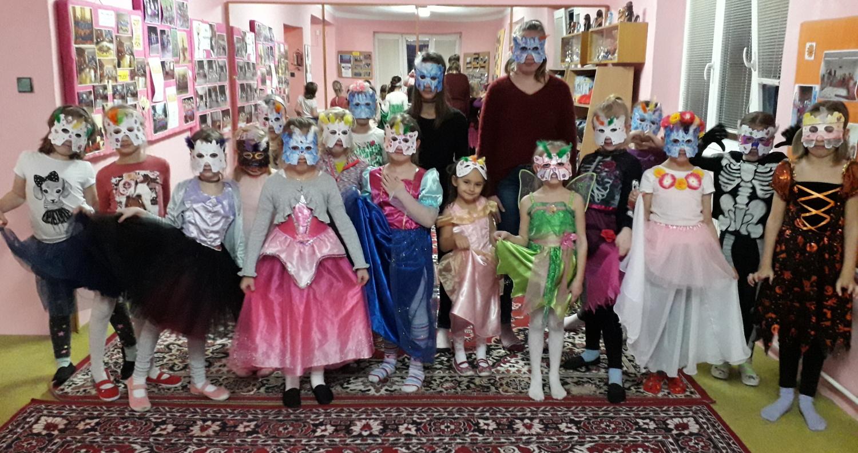 Karneval mažoretek