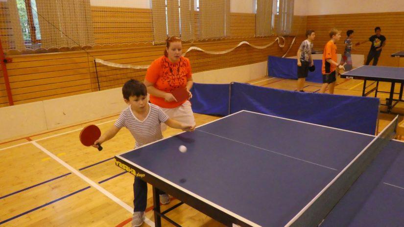 Stolní tenis v Havířově