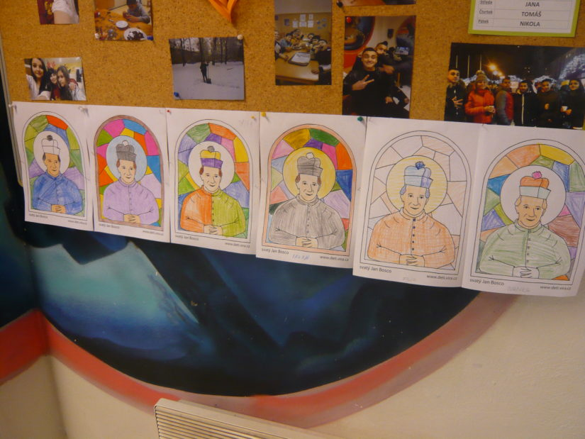 Svátek Dona Boska na Majáku