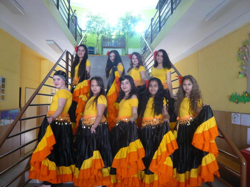 Kroužek romských tanců
