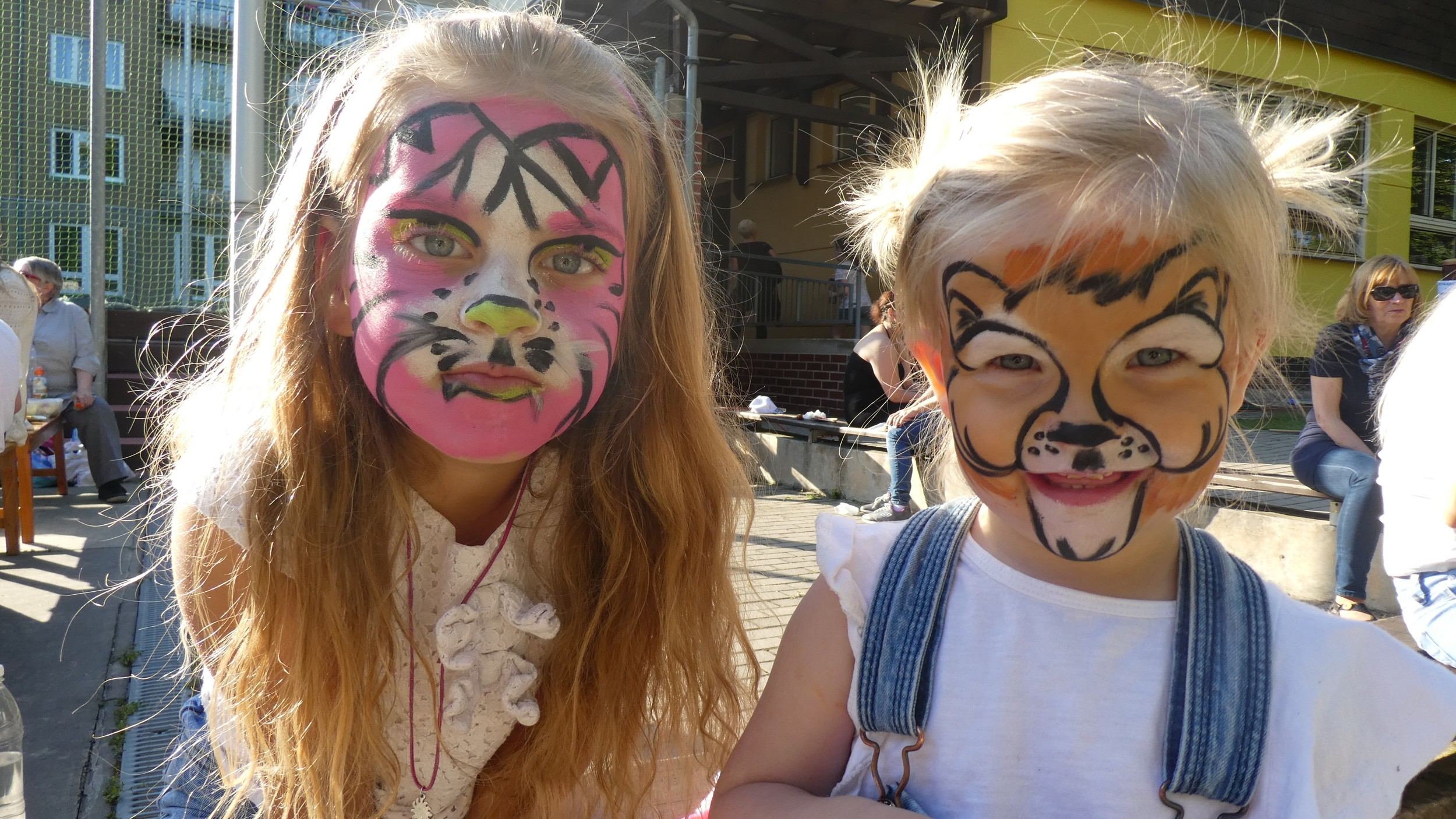 Den dětí na pobočce Město