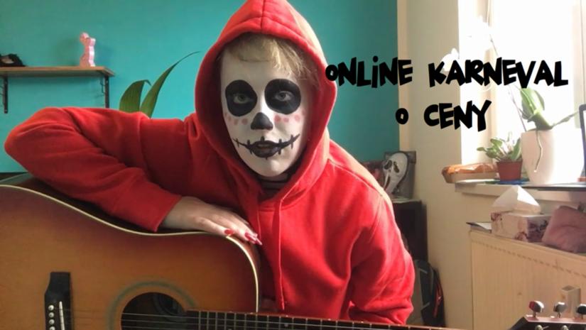 Online karneval