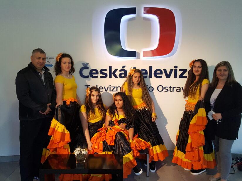 Don Bosko v České televizi – pusťte si Dobré ráno!